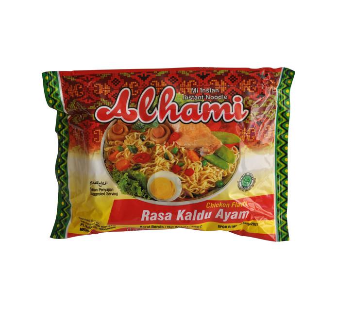 ALHAMI Instant Noodles Chicken (40 x 60g)