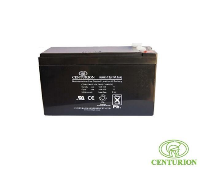 Centurion 7.2ah 12v Battery