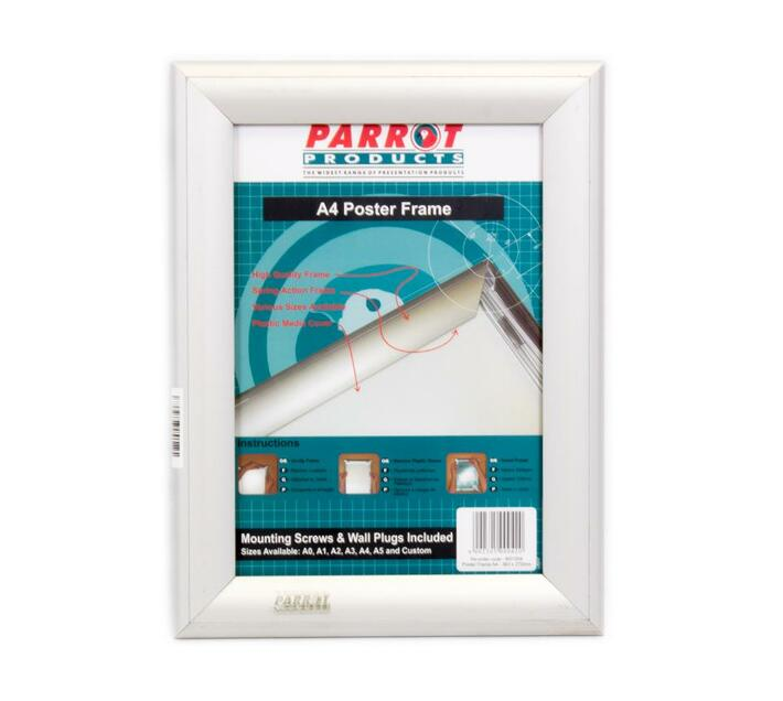 PARROT PRODUCTS Poster Frame (A4, 360*270mm, Single Sided, Mitred Corner)