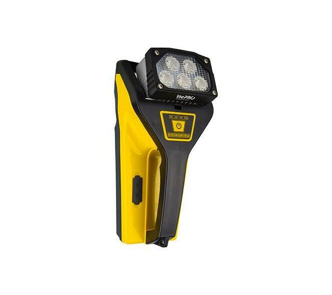 15W RECHARGEABLE MULTIFUNCTION WORK LIGHT
