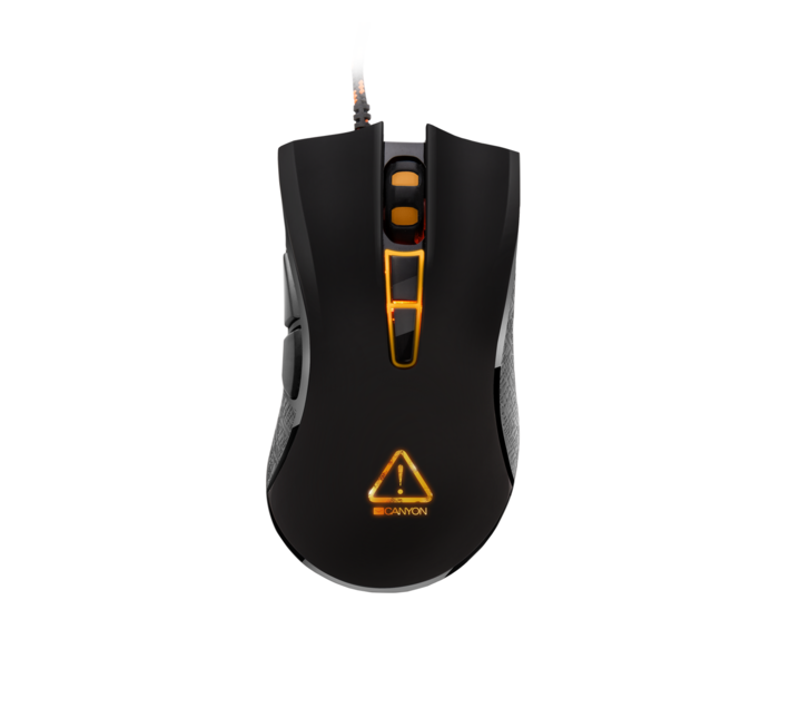 Canyon Wired 7 Button Gaming Mouse