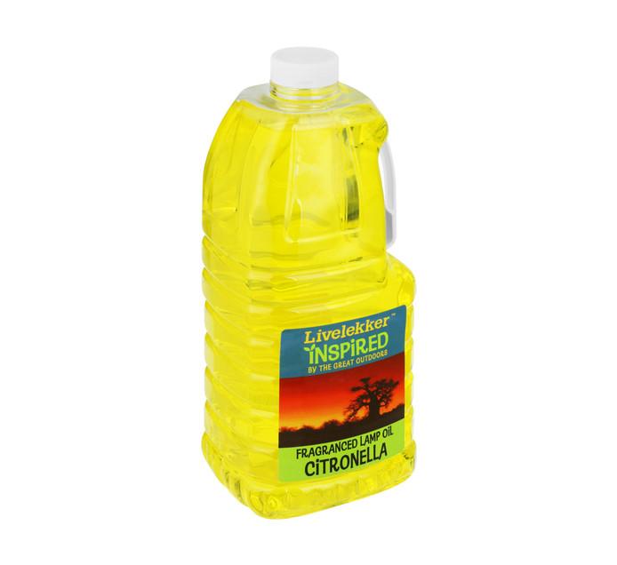 Livelekker Citronella Oil