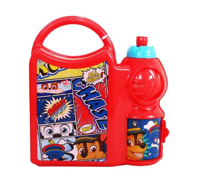 Disney Paw Patrol Lunch Box and Bottle Set