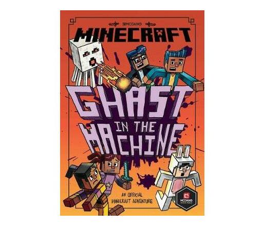 Minecraft: Ghast in the Machine (Minecraft Woodsword Chronicles #4)