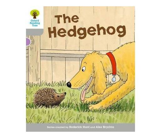 Oxford Reading Tree: Level 1: Wordless Stories B: Hedgehog