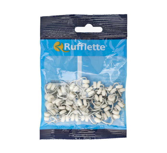 Rufflette 30 Pieces Nylon Wheel Runner