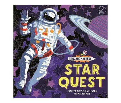 Puzzle Masters: Star Quest : Extreme Puzzle Challenges for Clever Kids