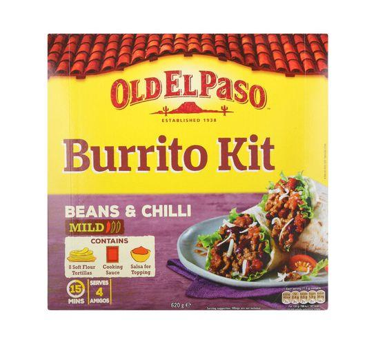 Old El Paso Burrito (1 x 620g)