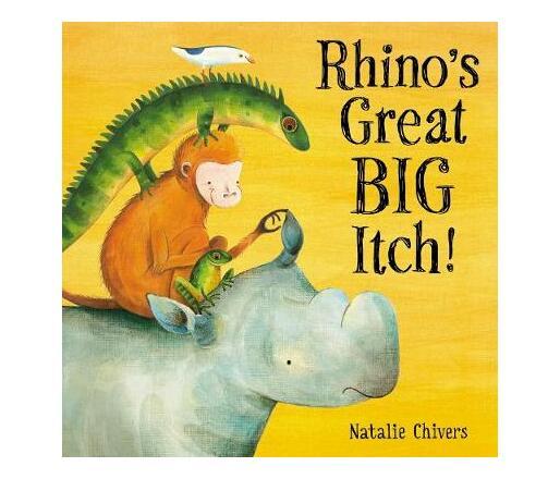 Rhinos Great Big Itch