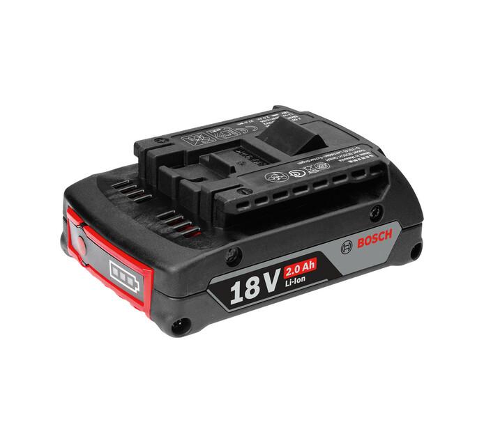 Bosch 18 V 2.0 Ah Li-Ion Battery