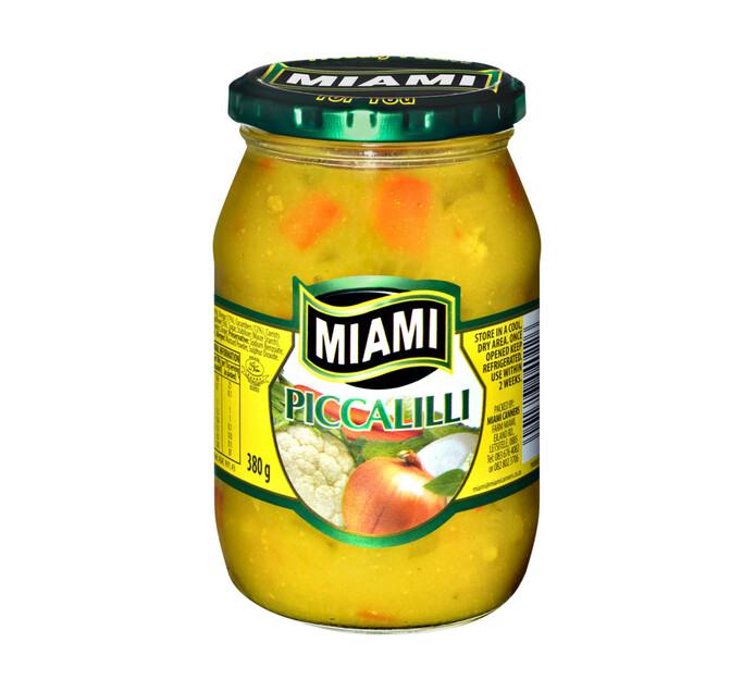 Miami Picalilli (1 x 380g)