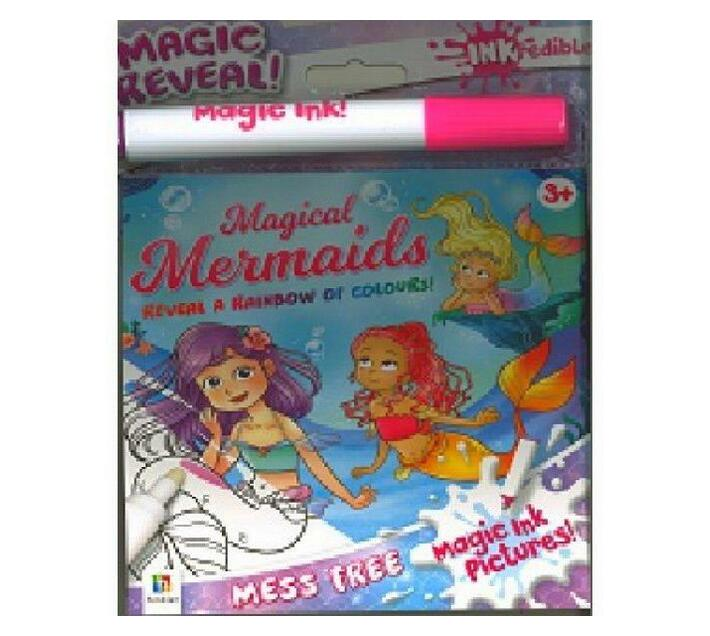 Inkredibles: Magic Ink Pictures Magical Mermaids
