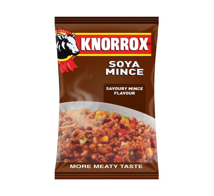 Knorrox Soya Pouch Savoury (5 x 400g)