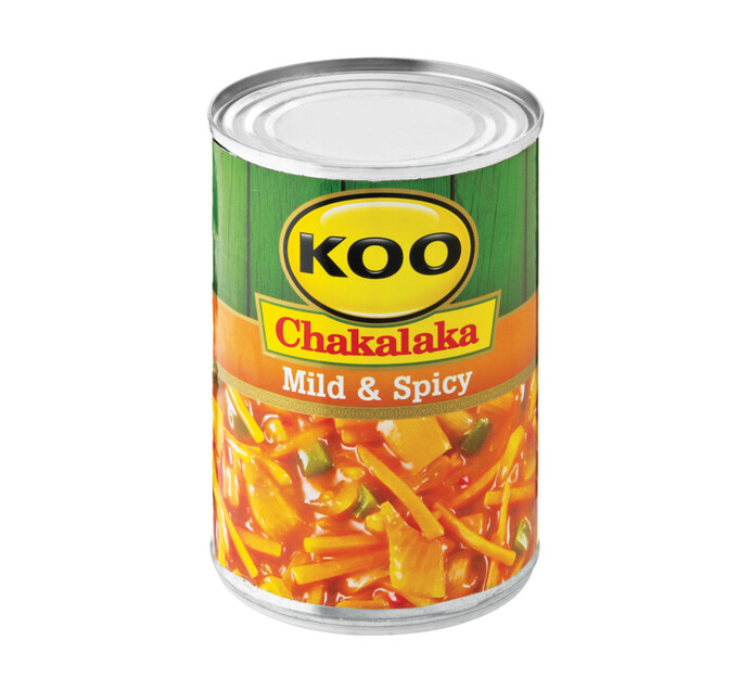 KOO Chakalaka Mild (1 x 410G)