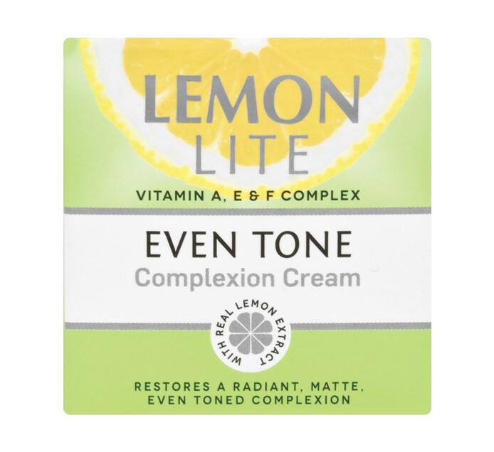 Lemon Lite Complextion Cream Even Tone (1 x 50ml)