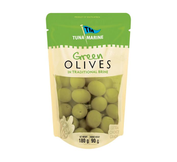 Tuna Marine Olives Green Doy (1 x 180g)