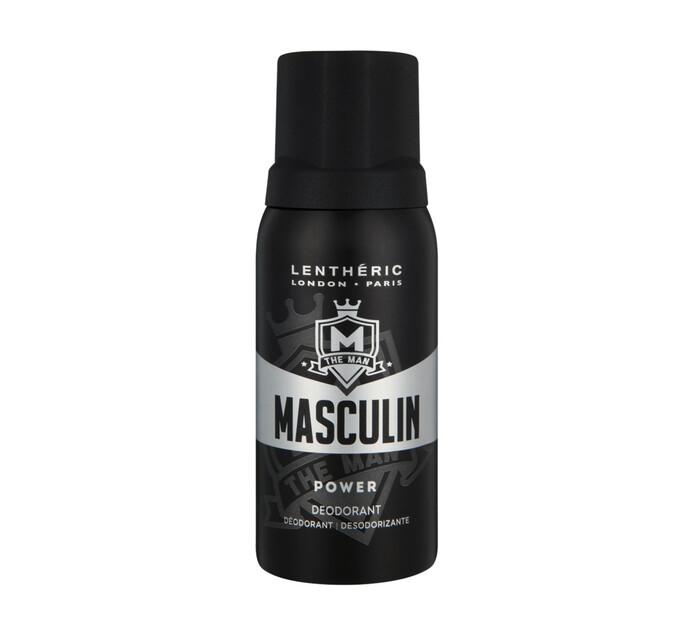 Lentheric Masculin Body Spray Power (1 x 150ml)