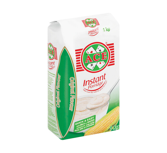 ACE Instant Porridge Original (1 x 1kg)