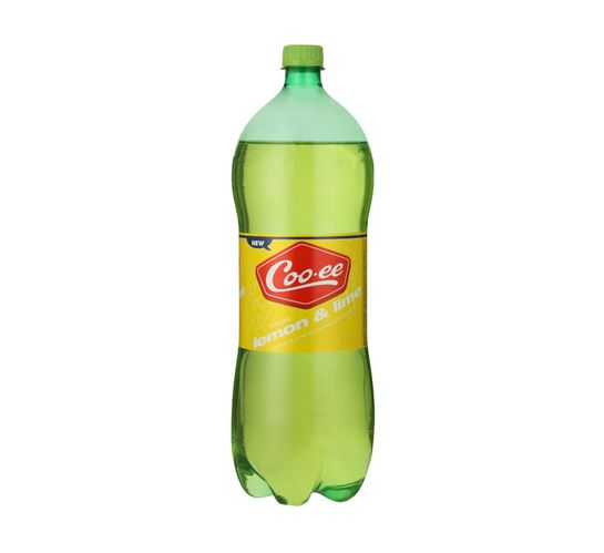 Coo-ee Soft Drink Lemon and Lime (1 x 2l)