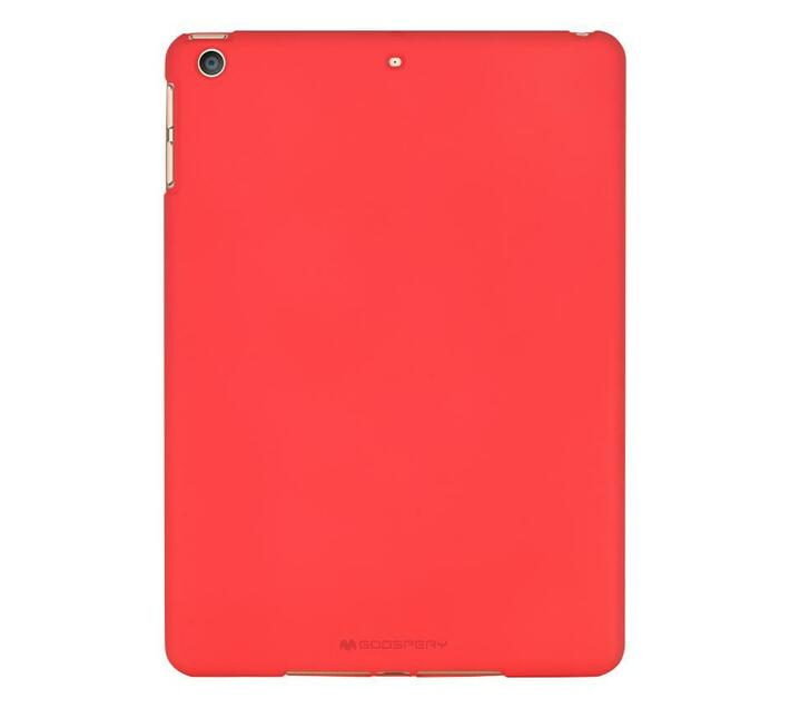 Goospery Soft Feeling Cover iPad 9.7 inch Red