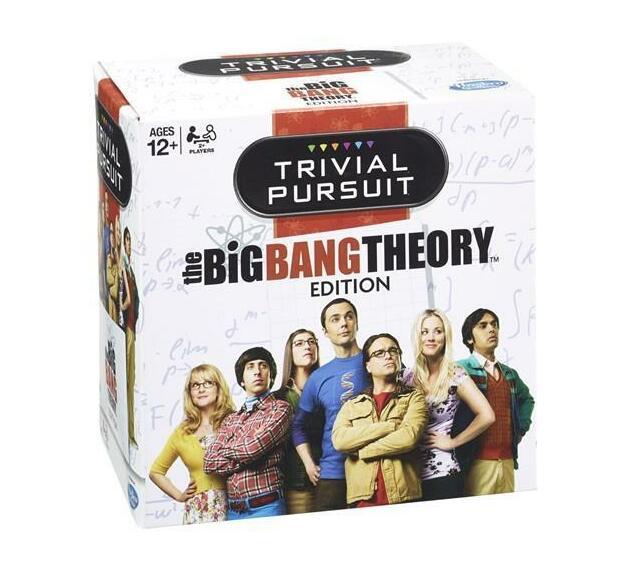 Trivial Pursuit-The Big Bang Theory