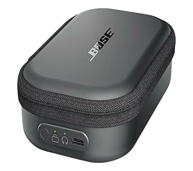 Bose SoundSport Charging Case Black