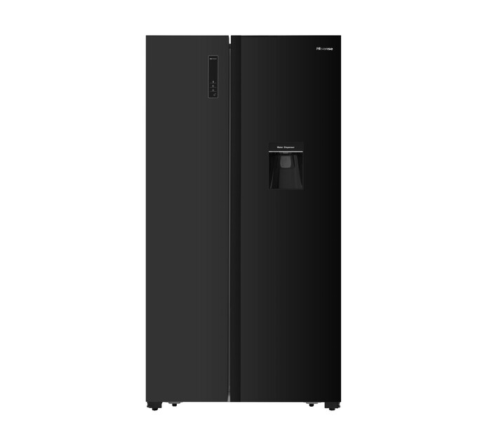 Hisense 514 l Side-by-Side Fridge/Freezer with Water Dispenser