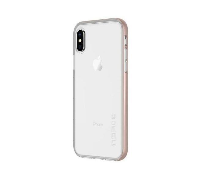 Incipio Octane LUX iPhone X/10 Cover (Rose Gold)