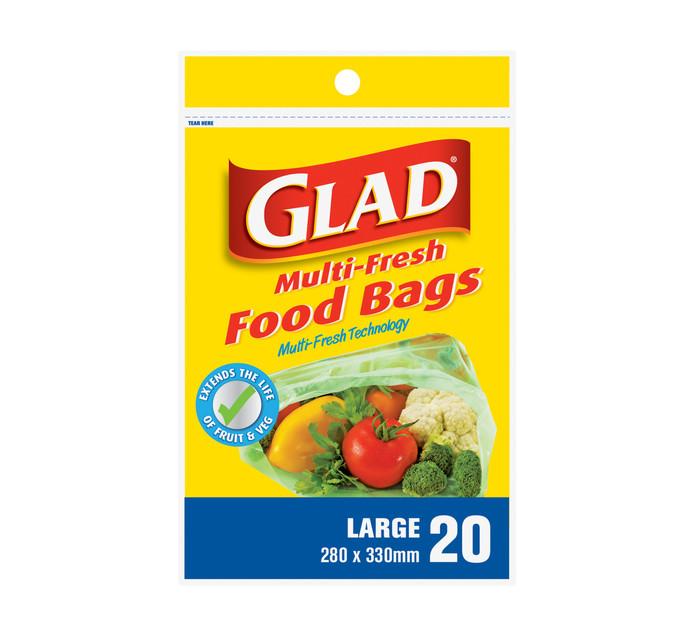Glad Multifresh Bags (1 x 20's)