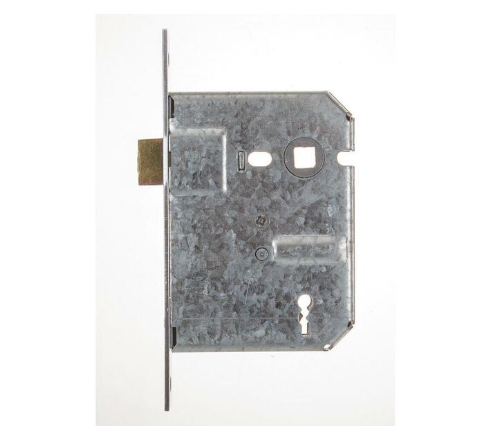 3L SABS Aztec Chrome Plated Lock - Blister