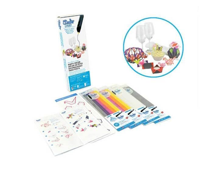 3Doodler Festive / Party Kit Project Kit