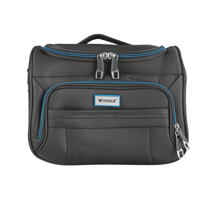 Tosca Platinum Vanity Case Vanity And Toiletry Toiletry Bags