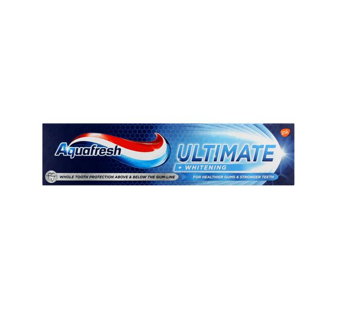 Aquafresh Toothpaste Ultimate Whitening (1 x 75ml)