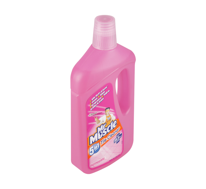 Mr Muscle Tile Cleaner Potpourri (6 x 750ml)