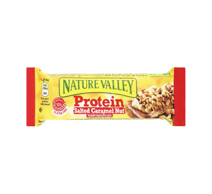 Nature Valley Protein Bar Salted Caramel and Nuts (1 x 40g)