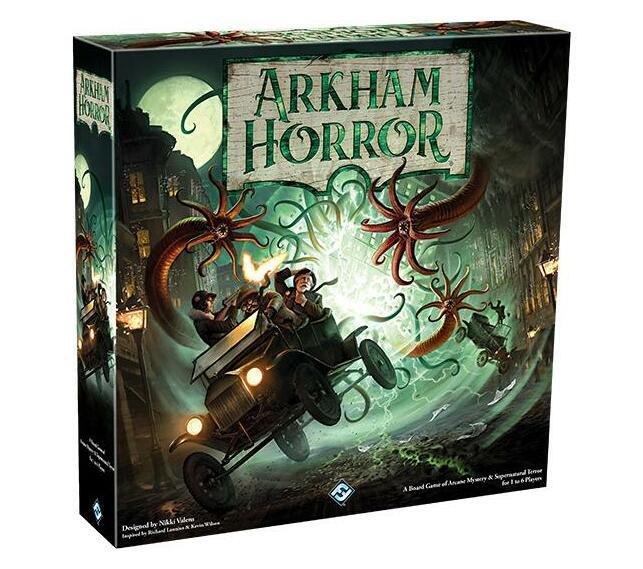 Arkham Horror: Third Edition