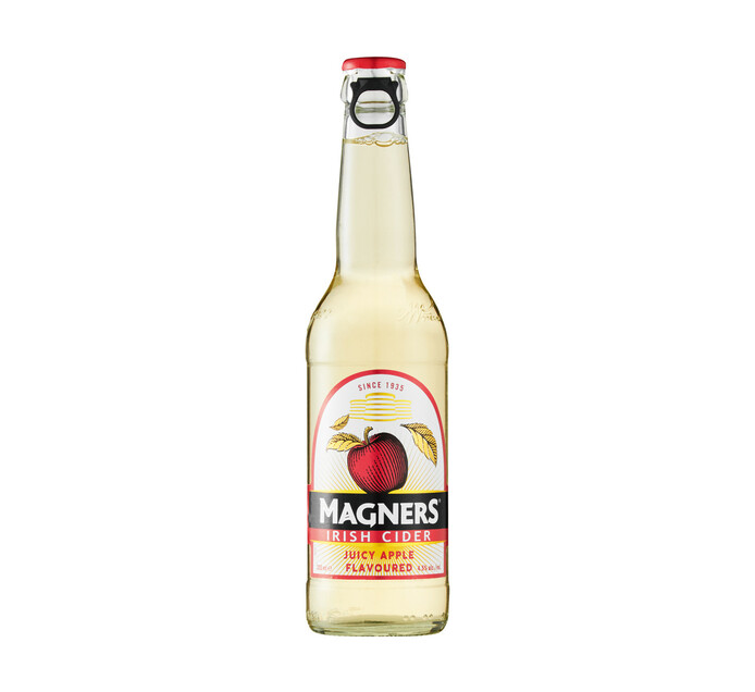 Magners Juicy Apple Cider NRB (4 x 330ML)