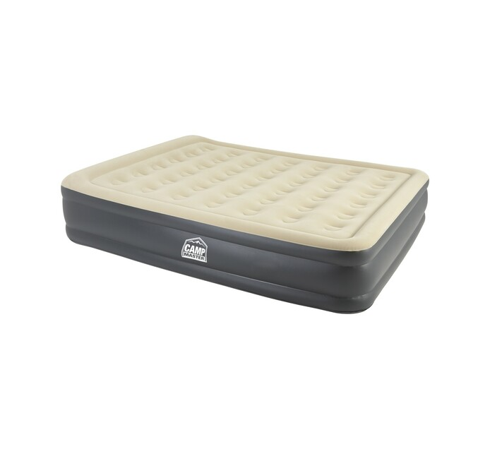 Campmaster Queen Airbed Raised