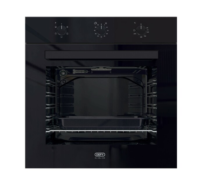 Defy 600 mm Slimline Glass Eye-Level Oven