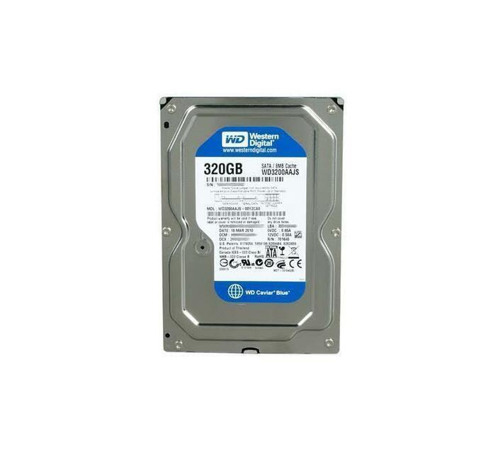 WD Blue 320GB Hard-Drive