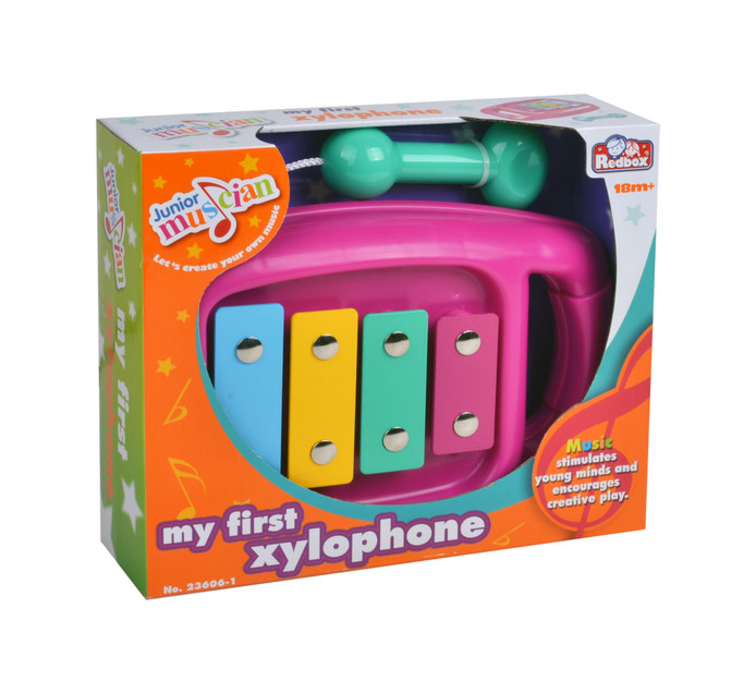 Redbox My First Xylophone