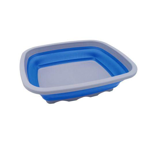 Leisure Quip Large Foldaway Washing Bowl Rectangular