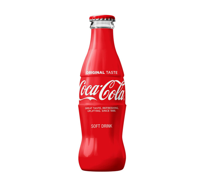 Coca Cola Soft Drink (4 x 200ml)