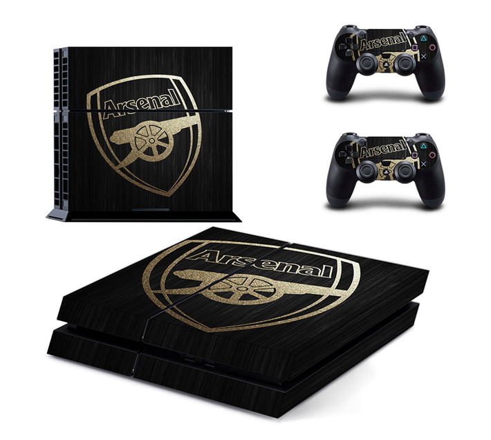 SKIN-NIT Decal Skin For PS4: Arsenal 2017