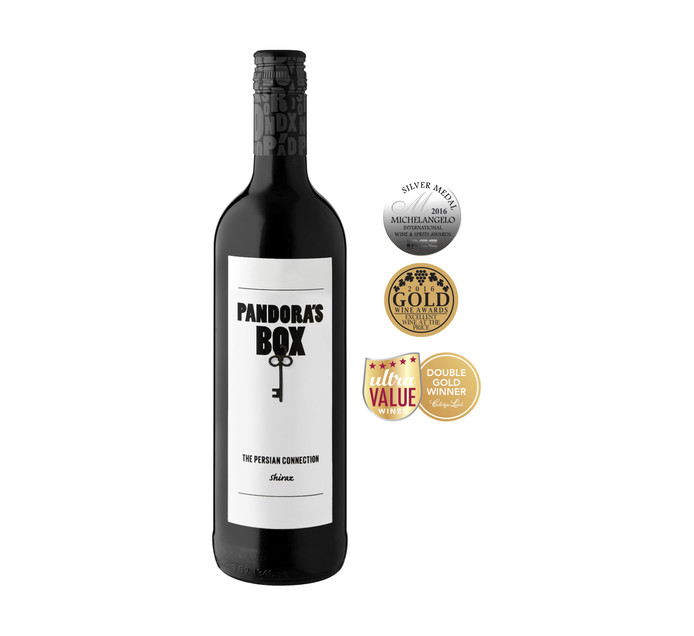 Pandora's Box Shiraz (1 x 750 ml)