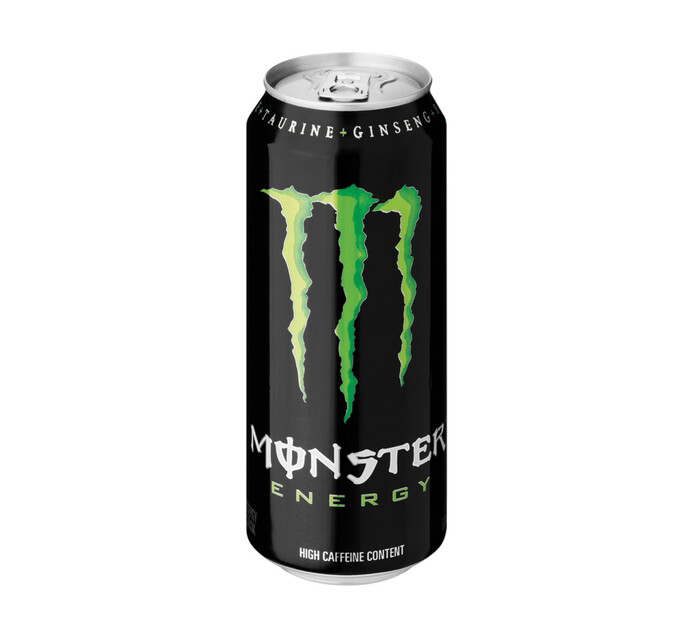 Monster Energy Drink Original (1 x 500ml)