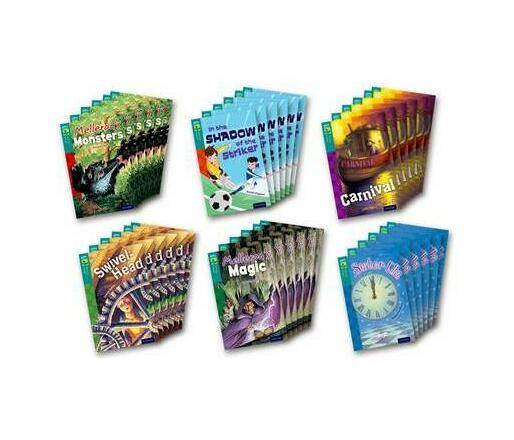 Oxford Reading Tree TreeTops Fiction: Level 16: Pack of 36