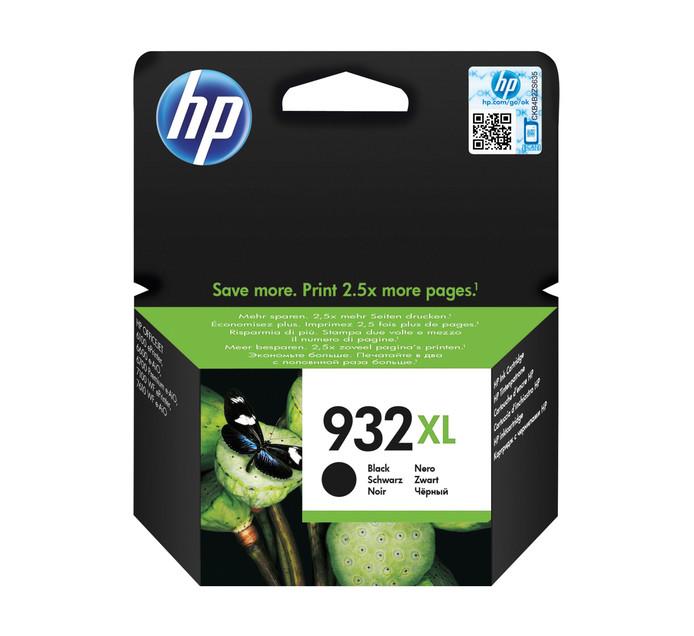 HP 932XL Black Ink Cartridge